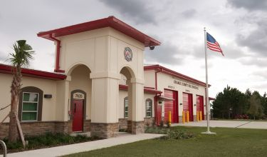 Orange County Fire Stations