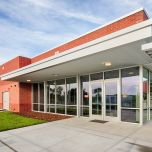 Seminole High School Career Vocational Education Building